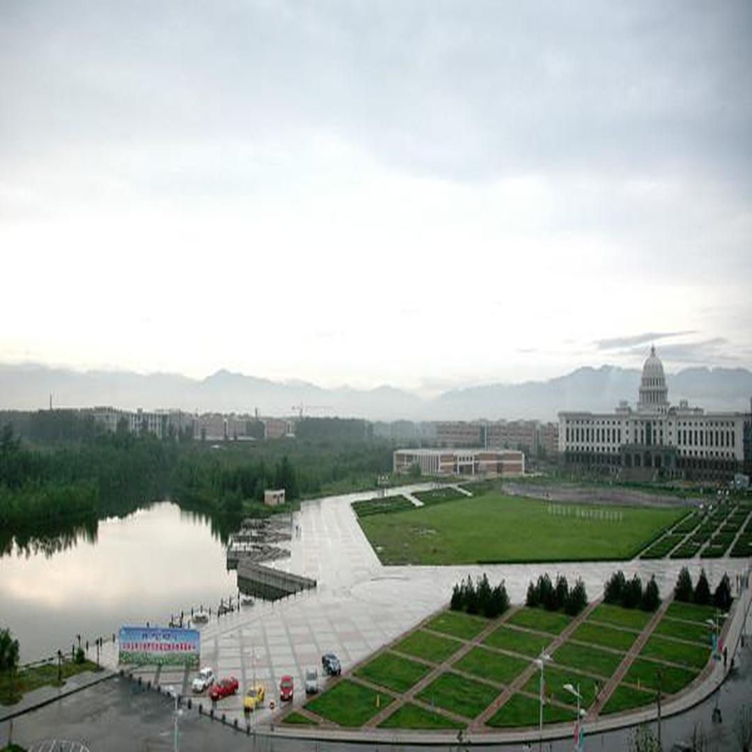 北京吉利學院環境