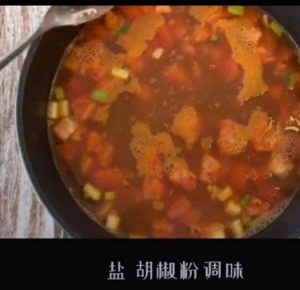 蔬菜汤减肥法 减肥菜谱 第6张